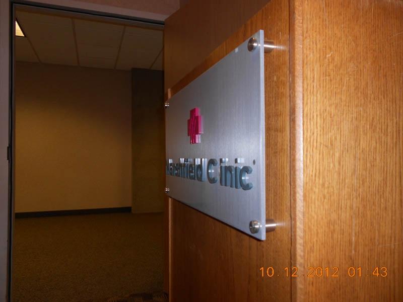 interior wall mounted signs  u2013 stratford sign company