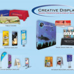 Download the Creative Displays Brochure to see a variety of banner options